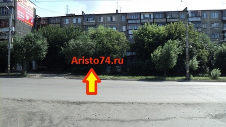 Челябинск, Свердловский проспект, 41